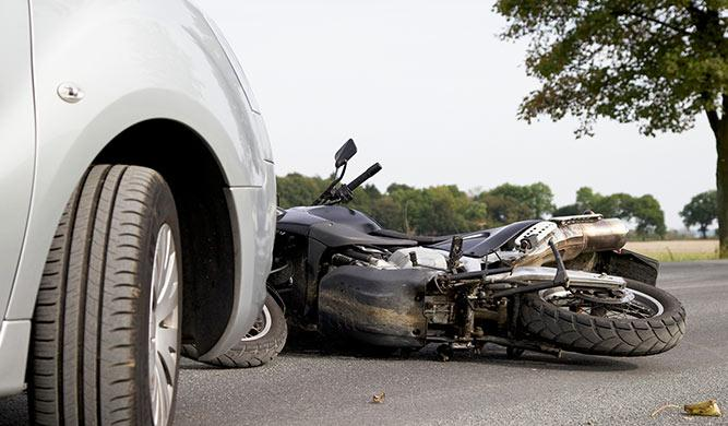 Motorcycle Accident - Motorcycle Accident Attorneys - Lee Gurney & Hess - Personal Injury Attorneys