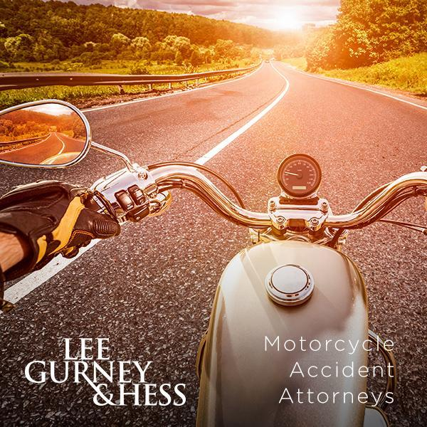 Motorcycle Accident Attorneys - Fault-No-Fault Motorcycle Accidents - Lee, Gurney & Hess