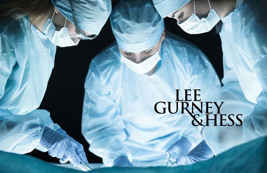 Your-Kansas Personal Injury Attorneys-Medical Malpractice Claims-Lee, Gurney & Hess-Wichita
