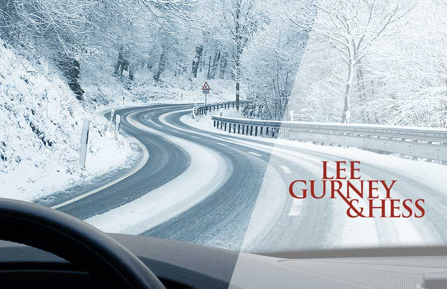 Winter Driving Tips–Auto Accident Attorneys-Lee, Gurney & Hess