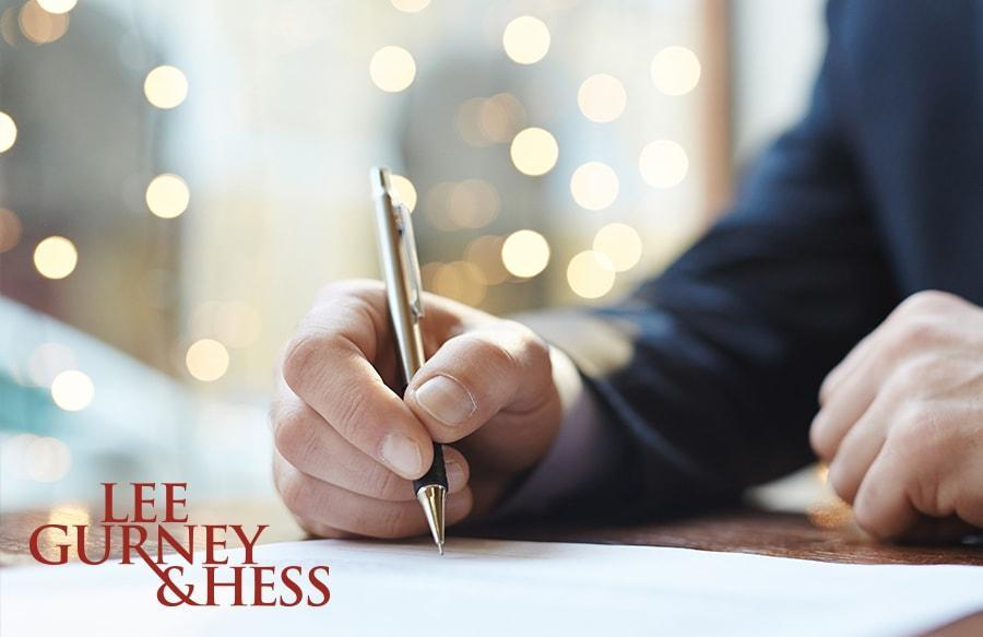 Questions to Ask Your Workers Compensation Lawyers–Lee, Gurney & Hess-Workers Comp Attorneys-Wichita, KS