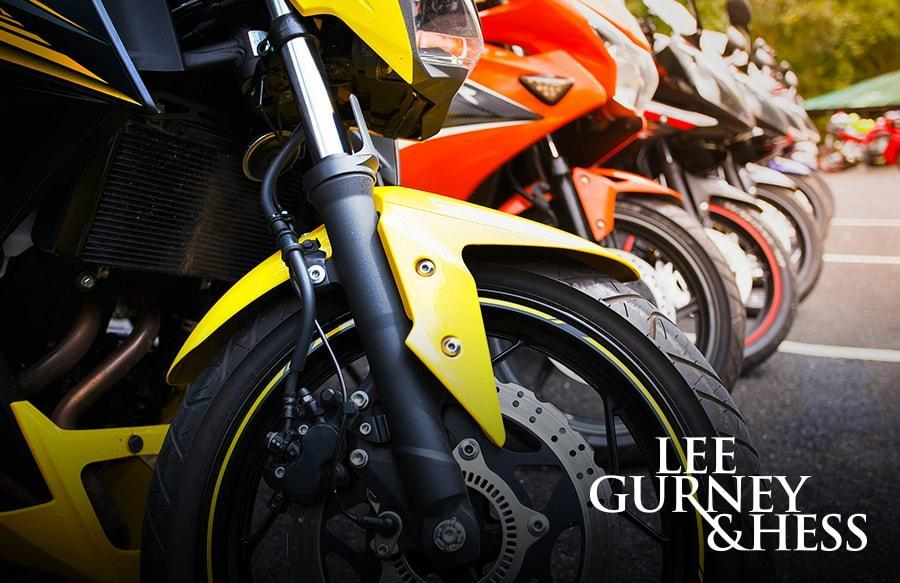 Wichita Personal Injury Attorneys for Motorcycle Safety-Motorcycle Accident Attorneys-Lee, Gurney & Hess-Wichita, KS